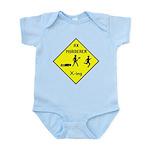 Ax Murderer X-ing Infant Bodysuit