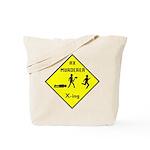 Ax Murderer X-ing Tote Bag