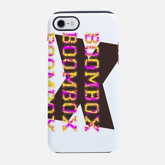 BOOMBOX iPhone 8/7 Tough Case