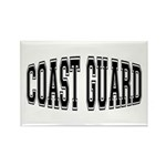 Coast Guard Rectangle Magnet (10 pack)