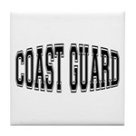 Coast Guard Tile Coaster