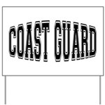 Coast Guard Yard Sign