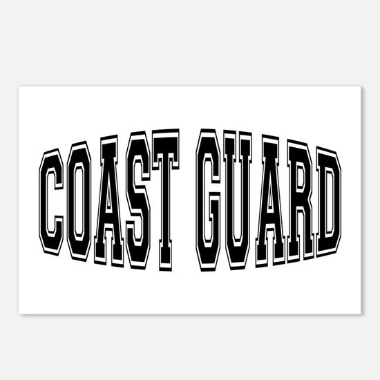 Coast Guard Postcards (Package of 8)