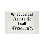 Personality Rectangle Magnet (10 pack)