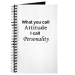 Personality Journal