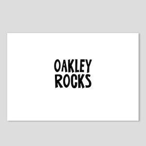 Oakley Rocks Postcards (Package of 8)