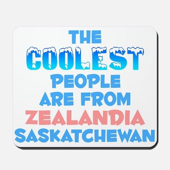 Coolest: Zealandia, SK Mousepad