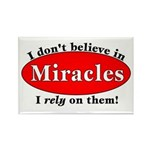 Miracles Rectangle Magnet (10 pack)