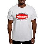 Miracles Light T-Shirt