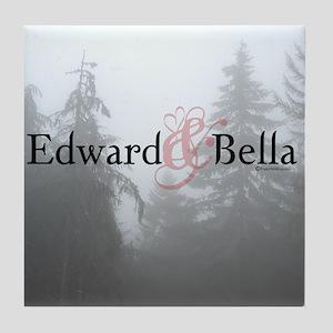 Edward & Bella Tile Coaster