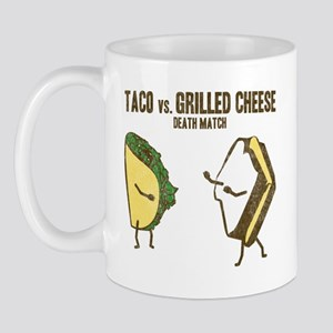 Taco VS Grilled Cheese Mug