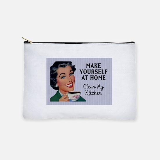 Make Yourself At Home Makeup Bag