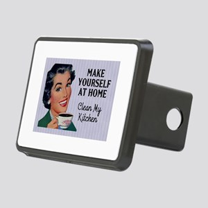 Make Yourself At Home Rectangular Hitch Cover