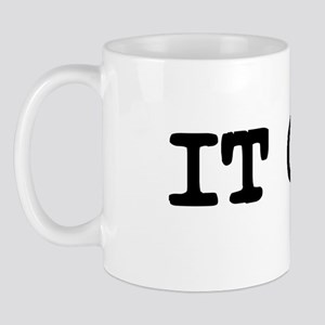 IT Guy Mug