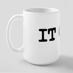 IT Guy Large Mug