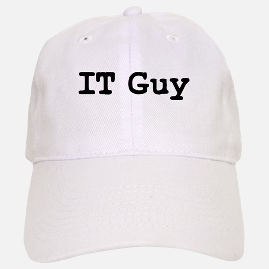 IT Guy Baseball Baseball Cap