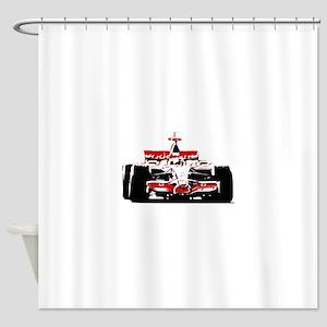 F 1 Shower Curtain