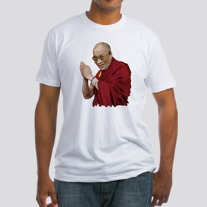 H.H. the Dalai Lama Fitted T-Shirt