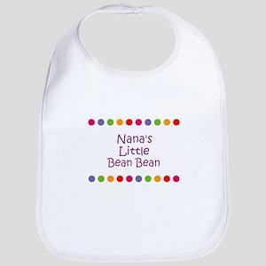 Nana's Little Bean Bean Bib