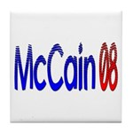 John McCain 08 Tile Coaster