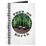 Peas On Earth Journal