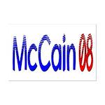 John McCain 08  Mini Poster Print