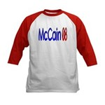 John McCain 08 Kids Baseball Jersey