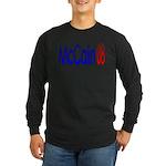 John McCain 08 Long Sleeve Dark T-Shirt