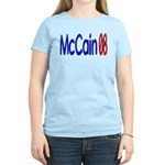 John McCain 08 Women's Light T-Shirt