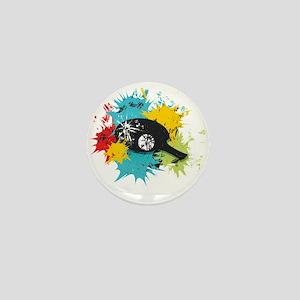 Ping Pong Mini Button
