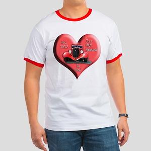 Helaine's GUY Valentine Ringer T