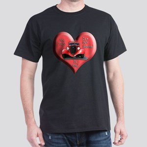 Helaine's GUY Valentine Dark T-Shirt