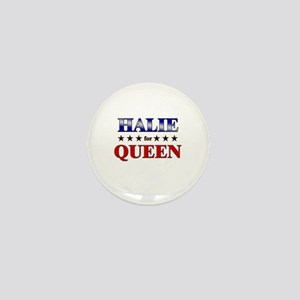HALIE for queen Mini Button