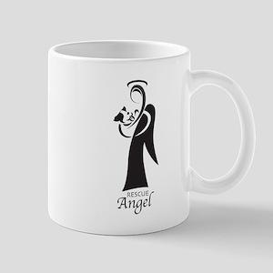 Animal Rescue Angel Mug