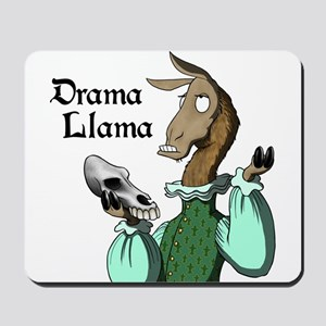 Drama Llama Mousepad