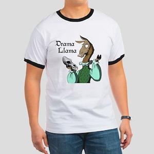 Drama Llama Ringer T