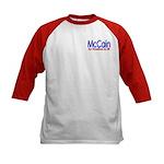 McCain for president in 08 Kids Baseball Jersey