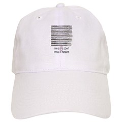 99 Bottles Of Beer On The Wal Baseball Cap