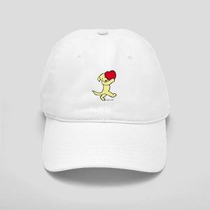 Yellow Labrador Retriever Cap