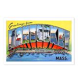 Nantucket Postcards