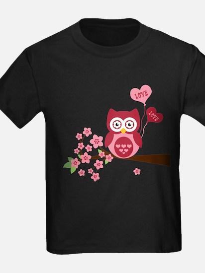 Love You Owl T-Shirt