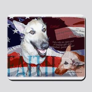 Americana: Ezekiel's Faith Mousepad