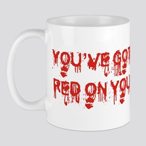 red on you Mugs
