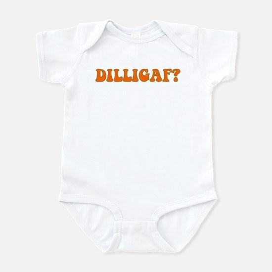 D.I.L.L.I.G.A.F.? Infant Bodysuit