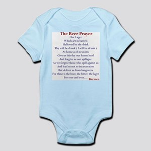 Beer Prayer Body Suit