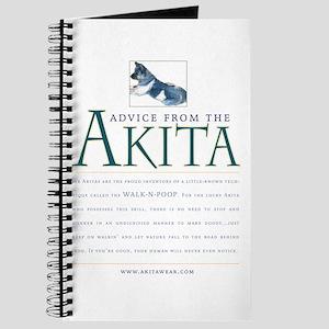 Advice from the Akita: Doody Journal