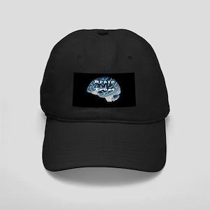 Brain Trust Black Cap