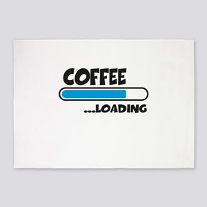 Coffee loading 5'x7'Area Rug