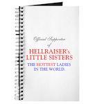 HELLRAISER's LITTLE SISTERS Journal