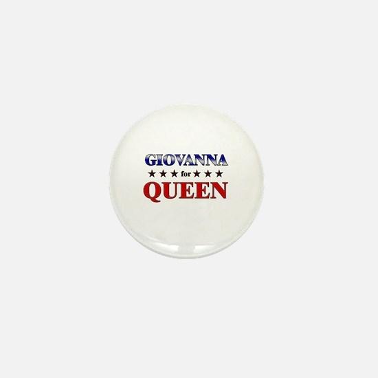 GIOVANNA for queen Mini Button